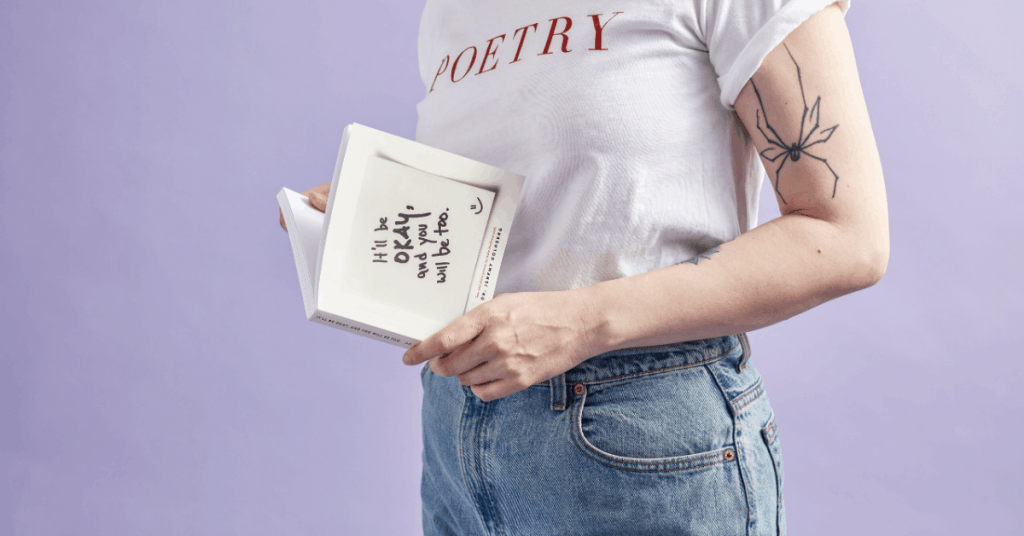 A beginners guide to writing poetry from the very start