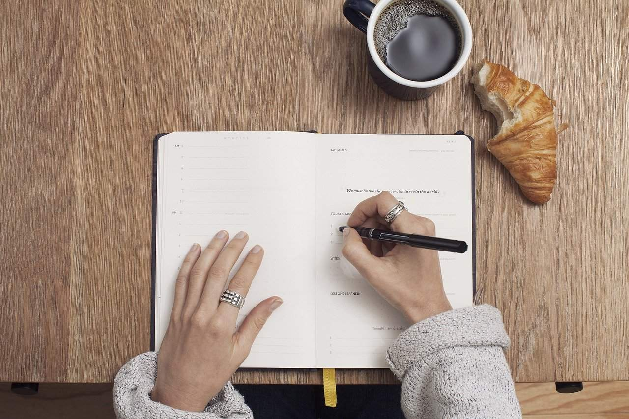 3 Habits That Will Make You A Better Writer