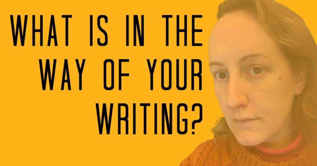 Avoidant writer
